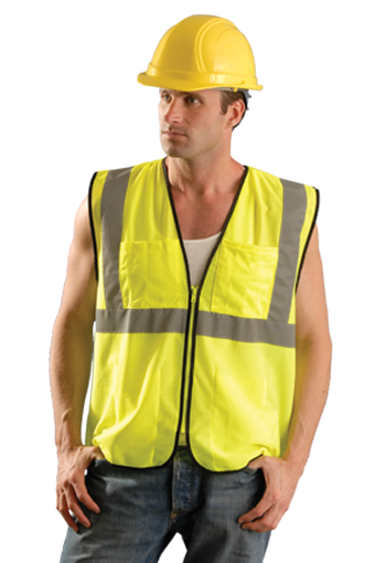 Class 2 Hi-Viz Safety Vests