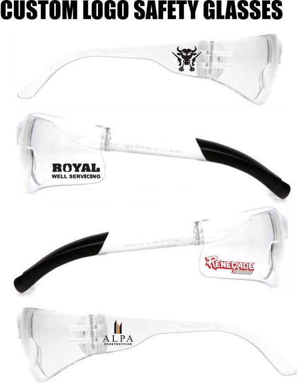 Custom Safety Glasses Logo Shop