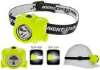 Nightstick Intrinsically Safe Dual-Function Headlamp - LED - 3 AAA