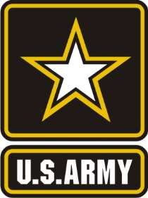U.S. ARMY Stock Hard Hat Graphic