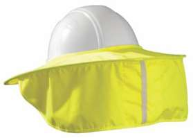 Stow-Away Hard Hat Shade
