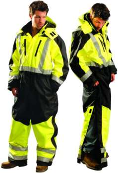 Occunomix ANSI Class 3 Speed Collection Premium Winter Coverall