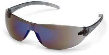 Alair - Blue Mirror Lens Gray Temples