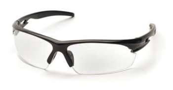 IONIX - Black Frame Clear Lens