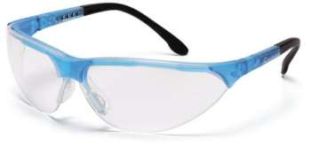 Rendezvous - Clear Lens Crystal Blue Frame