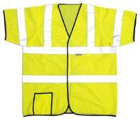 Occulux ANSI Class 3 Short Sleeve Cool Mesh Vest