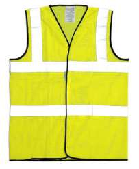 OccuLux ANSI Class 2 Cool Mesh Vest (Mesh) (Hook Loop Closure)