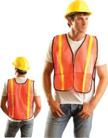 Occulux Economy Safety Vest (Mesh)