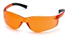 Ztek Safety Glasses - Orange Lens