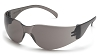 Intruder Safety Glasses - Gray Anti-Fog Lens/Frame