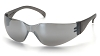 Intruder Safety Glasses - Silver Mirror Lens/Frame