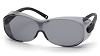 OTS -XL - Gray Lens Black Frame