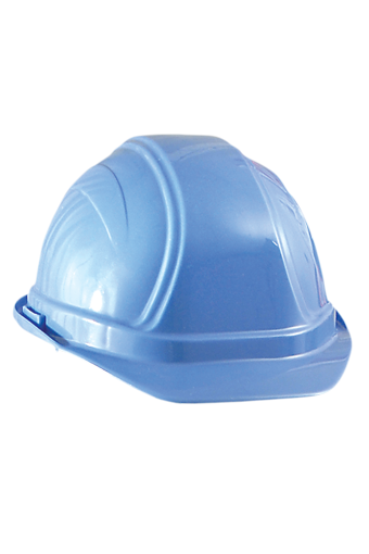 Vulcan Hard Hats With 6 Point Squeeze-Lock Suspension