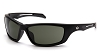 Venturegear Tactical - Howitzer Safety Glasses - Forest Gray Anti-Fog Lens Black Frame