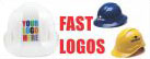 Custom Hard Hat Logos