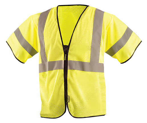 Class 3 Hi-Viz Safety Vests