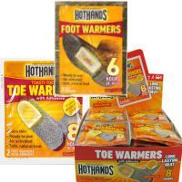 Toe And Foot Warmers
