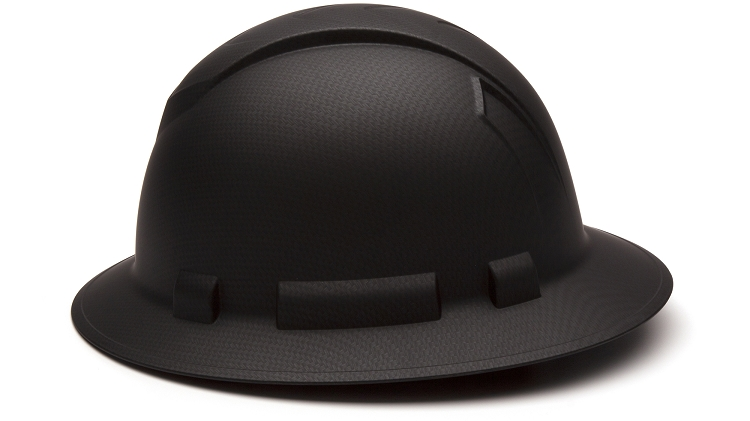 fd7049ddb04 Ridgeline Graphite Pattern Full Brim Hard Hat