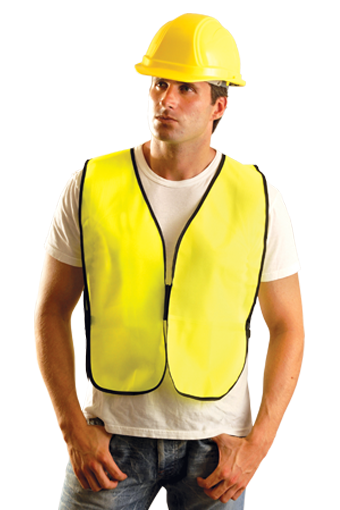Occulux Economy Safety Vest (Solid)
