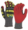 Pyramex GL609C Nitrile Dipped Impact Gloves