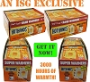 ISG Hot Hands And Super Warmers Combo