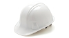 Pyramex Cap Style Hard Hats - With 4 Point Snap Lock Suspension