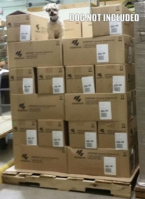 FULL PALLET OF 24 CASES Hothands Hand Warmers