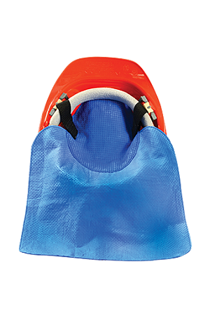 Miracool® PVA Hard Hat Pad With Neck Shade