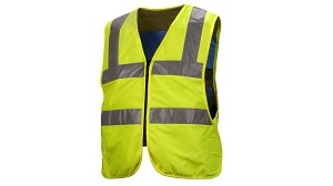 Pyramex CV200 Series Cooling Vest - Lemon Lime