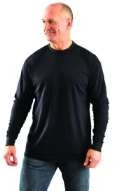 OCCUNOMIX CLASSIC FLAME RESISTANT LONG SLEEVE T-SHIRT