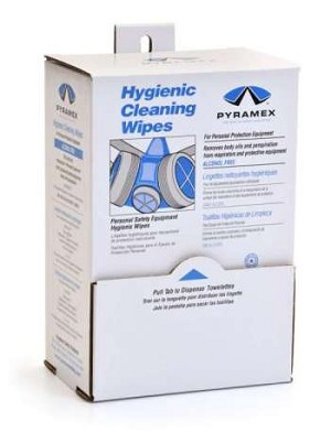 Box Of 100 - Alcohol Free Hygenic Cleaning Wipes