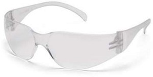 MINI Intruder Safety Glasses - Clear Lens/Frame