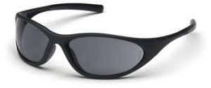 Zone II - Gray Lens Matte Black Frame