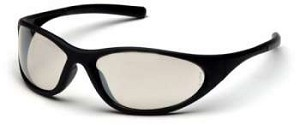 Zone II - Indoor Outdoor Mirror Lens Matte Black Frame