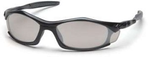 Solara - Black Frame Indoor/Outdoor Mirror Lens