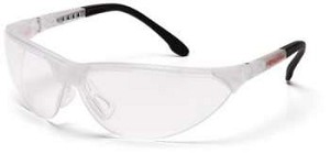 Rendezvous - Clear Lens Crystal Clear Frame