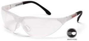 Rendezvous - Clear Anti-Fog Lens Crystal Clear Frame