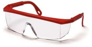 Integra - Clear Lens Red Frame