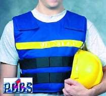 PCCS Phase 2A Vest - ( Fire Resistant)  W/Reflective Strips
