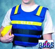 PCCS Phase 2B Vest - ( Fire Resistant)  W/Reflective Strips