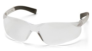 Mini Ztek Clear Lens & Temples - Anti-Fog (Small)