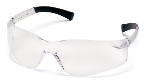 Ztek Safety Glasses - Clear Anti-Fog Lens