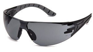 Endeavor PLUS Gray Lens Black and Gray Temples