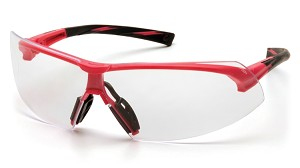 Onix - Pink Frame Clear Lens