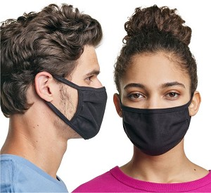 Wicking Cotton Cloth Face Masks