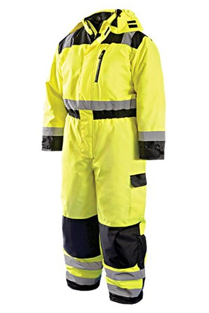 Occunomix LUX-WCVL High Visibility Winter Coverall